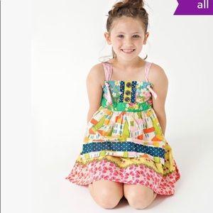Matilda Jane perry inn knot dress - size 4